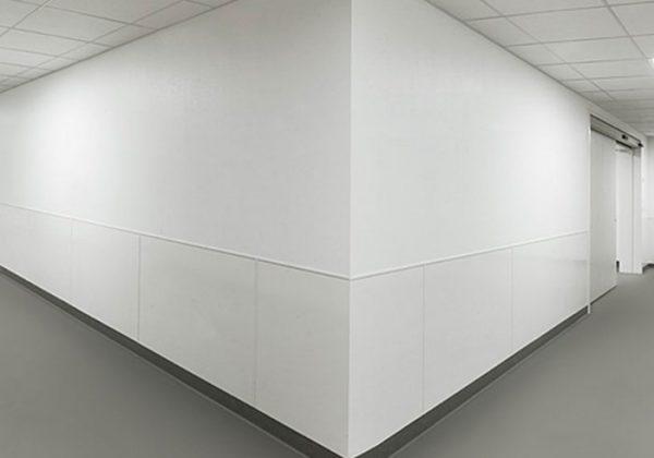 Antibacterial Wall Cladding - Interior